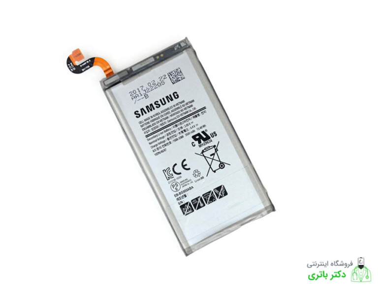 باتری گوشی سامسونگ گلگسی اس 8 Samsung Galaxy S8
