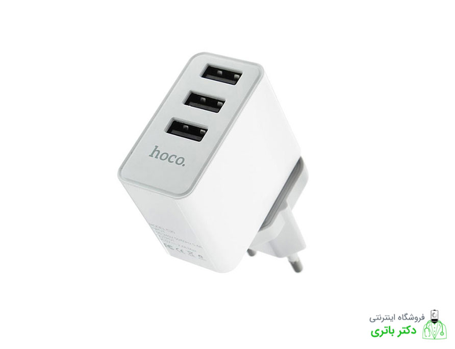 شارژر دیواری اورجینال هوکو Hoco C20