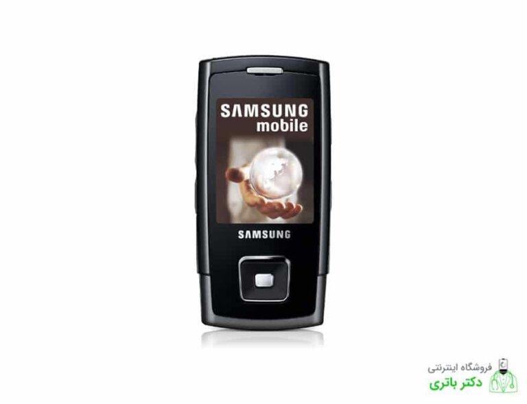 باتری گوشی سامسونگ Samsung E900