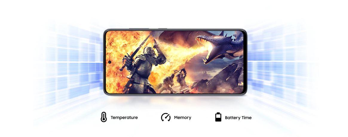 گوشی موبایل سامسونگ Samsung Galaxy A51
