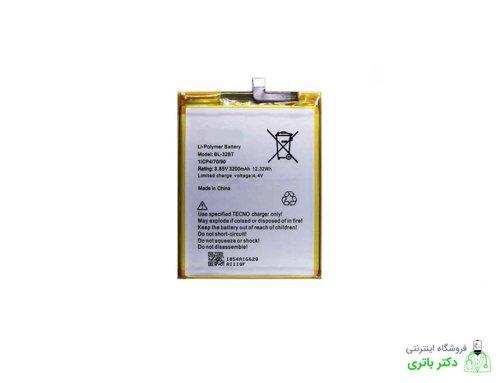 باتری گوشی تکنو Tecno Camon CX Air