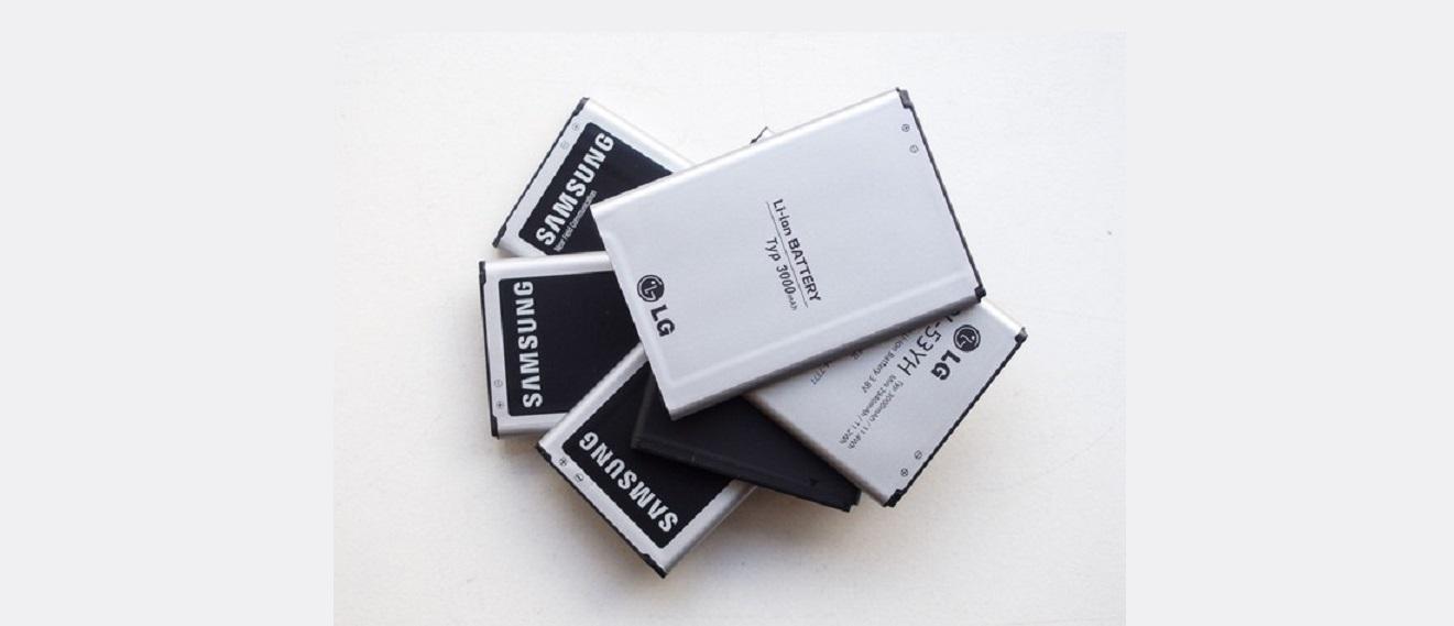 تحول آینده در دستان باتری موبایل