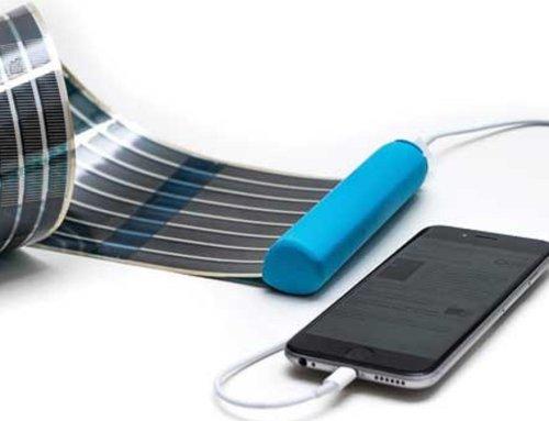 با باتری خورشیدی موبایل بیشتر آشنا شوید!