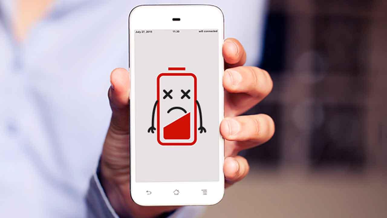 دلایل عدم شارژ باتری موبایل